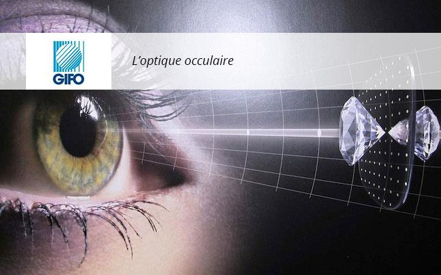 L'optique occulaire