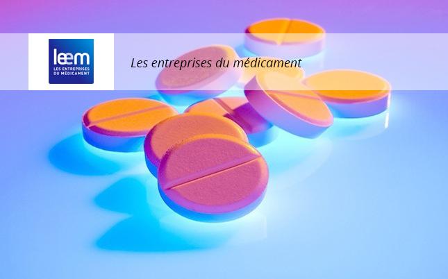 Les entreprises du médicament
