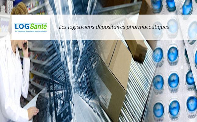 Les logisticiens dépositaires pharmaceutiques