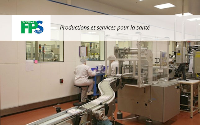 Productions et services pour la santé